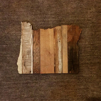 Best reclaimed wood art products on wanelo for Reclaimed wood oregon