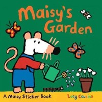 Maisy's Garden: A Sticker Book (Maisy Sticker Book)