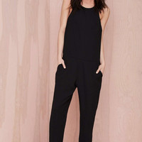 Backless Jumpsuits