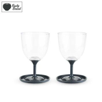 Roam™ Set of 2 Travel Wine Glasses