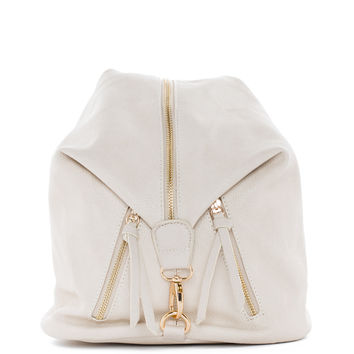 Soul Searching Purse - Ivory