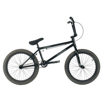 "United 2016 Martinez 20.5"" Gloss Black Bmx Bike"