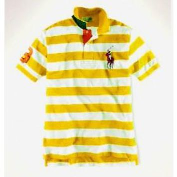 Beauty Ticks Ralph Lauren Bedding Men Stripe Polo Mrlstp018