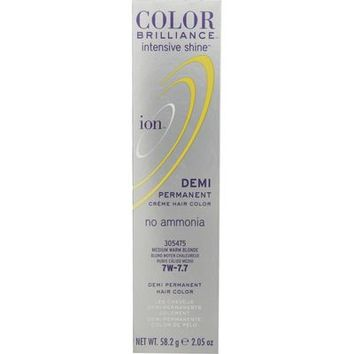 Ion Color Brilliance Intensive Shine Demi Permanent Creme Hair Color