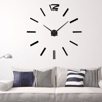 Mirror EVA Wall Clock