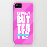 Little Mix: Wings iPhone Case by Holly Ent | Society6