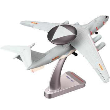 1:130 Unique PLAAF Model Plane - Military China 2010s KJ-2000 - 🎖️🇨🇳🕊️✈️💣