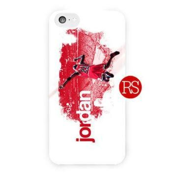 CREYUG7 Michael Jordan Symbol For iPhone 5 / 5S / 5C Case