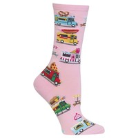 Women's Food Truck Socks | Hot Sox