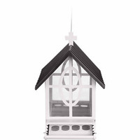 Royal Wing Metal Squirrel-Resistant Church Bird Feeder at Tractor Supply Co.