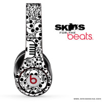 Skulls Skin for the Beats by Dre