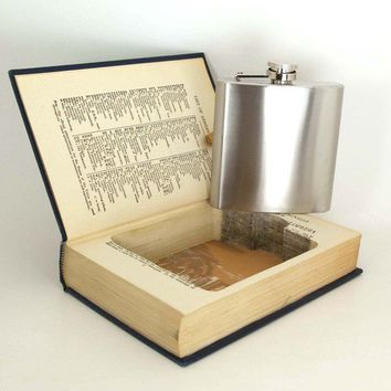 Hollow Book Safe Vintage Funk and Wagnall's by ConduitPress