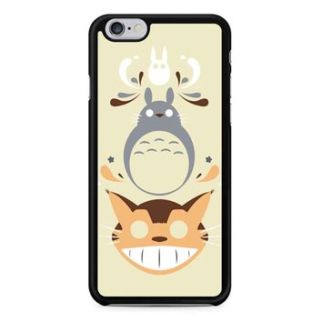 Studio Ghibli Totoro And Friends 1 iPhone 6/6S Case
