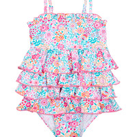 Baby Florrie Swimsuit | Multi | Monsoon
