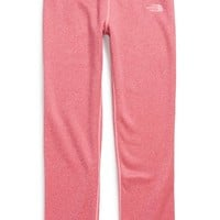 The North Face Girl's 'Agave' Fleece Sweatpants,