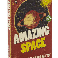 Amazing Space | Mod Retro Vintage Books | ModCloth.com