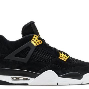 PEAPYN6 Jordan: AIR JORDAN 4 RETRO 'ROYALTY'