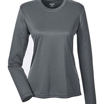 KAMAL OHAVA Womens Sun Protection Long Sleeve Performance Tee Shirt