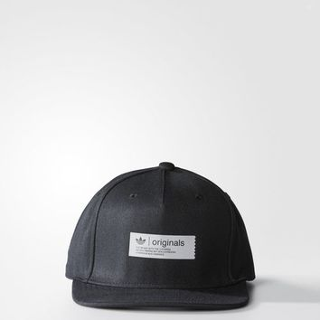 adidas Originals Weldo Snapback - Black | adidas US