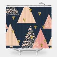 Aumia Shower Curtain