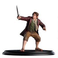 The Hobbit: An Unexpected Journey Bilbo Baggins 1:6 Scale Statue by Weta |