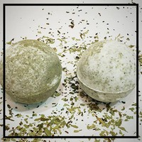 Cashmere Forest Bath Bombs