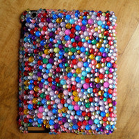 Apple Ipad Rhinestone Case