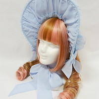 Castle Mirage Half Bonnet - Sax [152PKH5-11647-sx] - $103.00 : Angelic Pretty USA