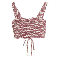 Flynn Skye Tie Me Up Top | Les Pommettes