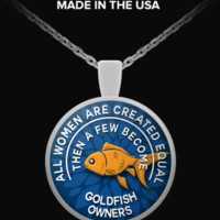 Goldfish - Limited Edition goldf