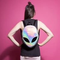 Alien Hologram Backpack