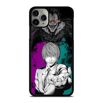 LIGHT AND RYUK DEATH NOTE  iPhone Case Cover