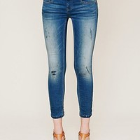 Free People Womens Lightweight Stretch Ankle Skinny