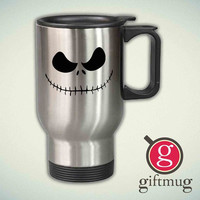 The Nightmare Before Christmas 14oz Stainless Steel Travel Mug