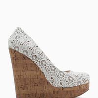 Sure-AS Crochet Cork Wedge