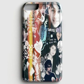 Michael Clifford 5 Seconds Of Summer Funny iPhone 6 Plus/6S Plus Case