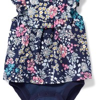 2-in-1 Bodysuit Top for Baby | Old Navy