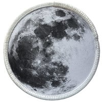Patch - Moon Patch - Heat Seal / Iron on Patch for jackets, shirts, tote bags, hats, beanies, cases and more!!