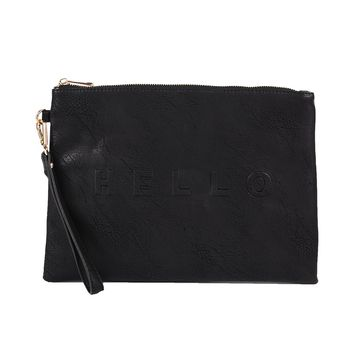 7CHI Hello Goodbye Clutch
