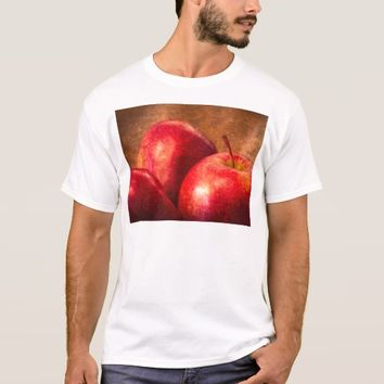 Three Red Apples T-Shirt