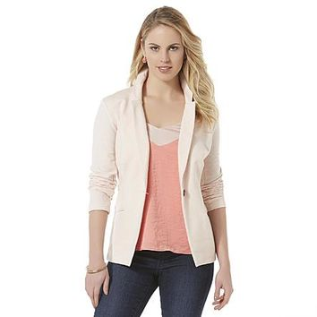 Metaphor Women's French Terry Knit Jacket