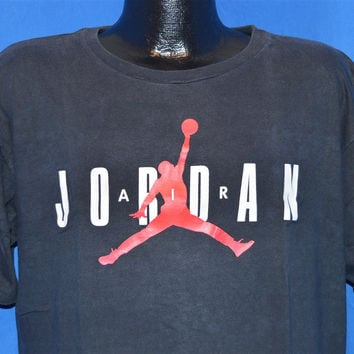 90s Original Nike Air Jordan Slam Dunk t-shirt Extra-Large