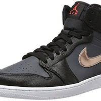Nike Jordan Men's Air Jordan 1 Retro High Basketball Shoe   air for one