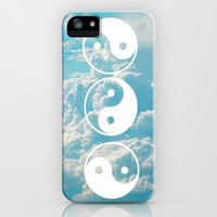 Peace iPhone & iPod Case by Pink Berry Pattern
