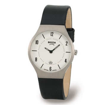 3193-01 Ladies Boccia Titanium Watch