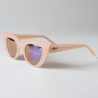 Kitti Sunglasses in Pink