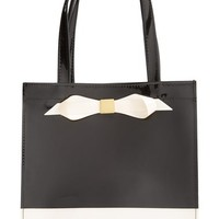 Ted Baker London 'Small Colorblock Bow Icon' Tote