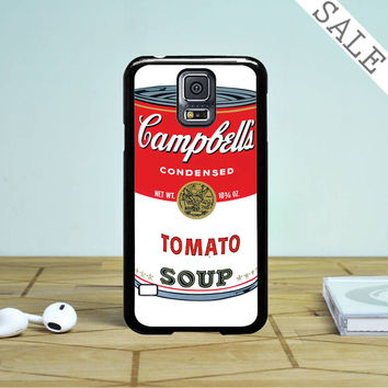 Iconic Campbells Condensed Tomato Soup Samsung Galaxy S5 Case