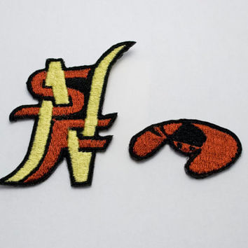 Tadashi Hamada cosplay hat patch inspired by Big Hero 6 Movie