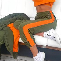 Casual Hot Sale Winter Women's Fashion Stylish Sports Pants [1414817284193]